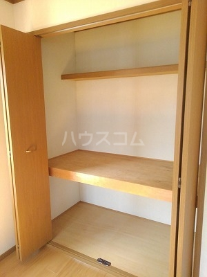 エターナル・パレスC 02010号室の収納