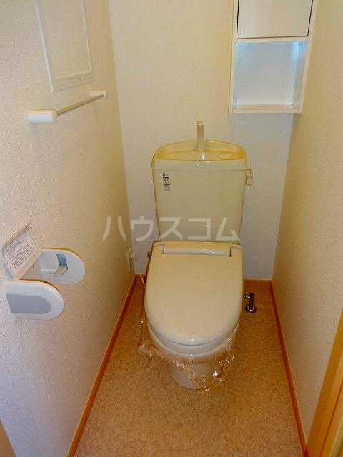 ジェルメ 02010号室のトイレ