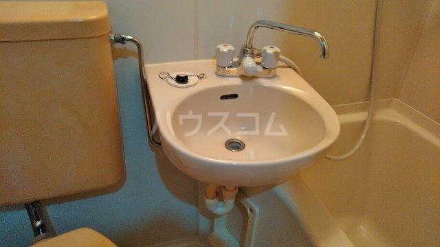 レポス荻窪 205号室の洗面所