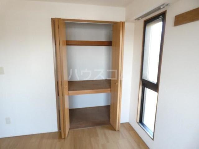 ア・ラ・モードU 02010号室の収納