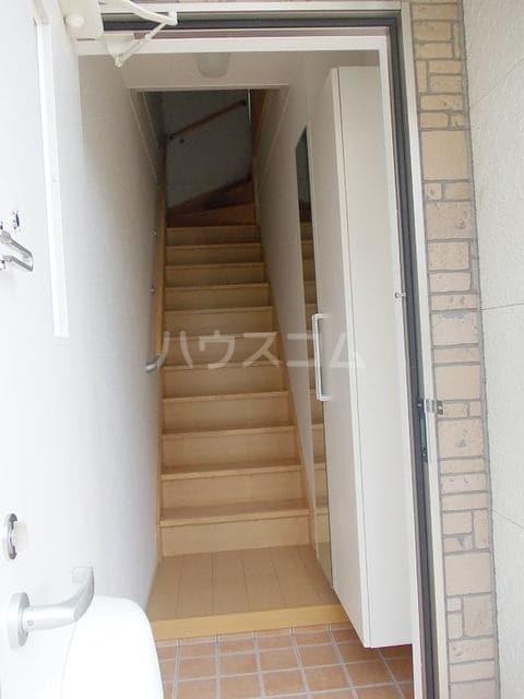 エムズ サニーガーデンⅢ 02040号室の玄関