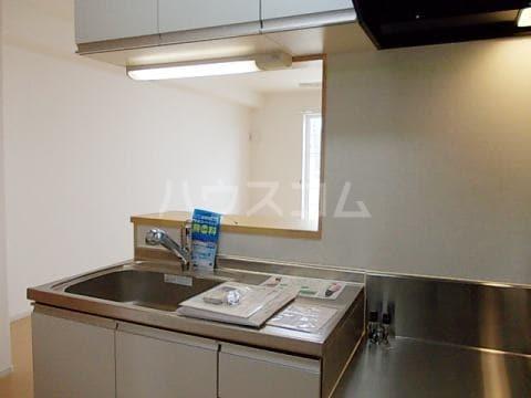 エムズ サニーガーデンⅢ 02040号室のキッチン