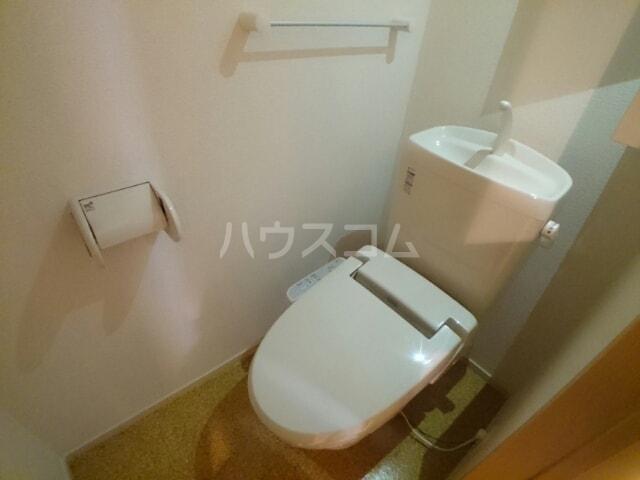 エムズ サニーガーデンⅢ 02040号室のトイレ