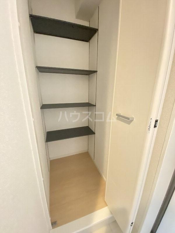 アンドーバーテラス金城 サウス 01020号室の収納
