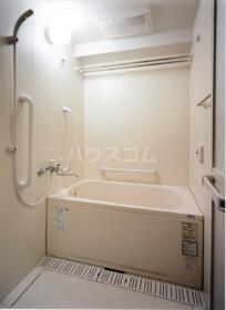 プリム新城Ⅱ 204号室の風呂