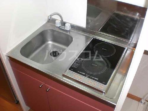 レオパレスMONTEMARE 104号室のキッチン