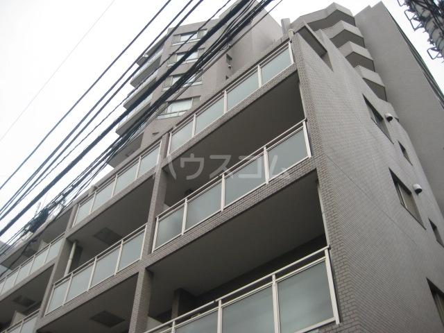 ヴィルラフィーネ東新宿の外観