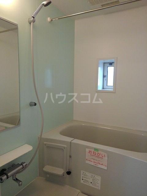 ウエストヴィレッジⅠ 02020号室の風呂