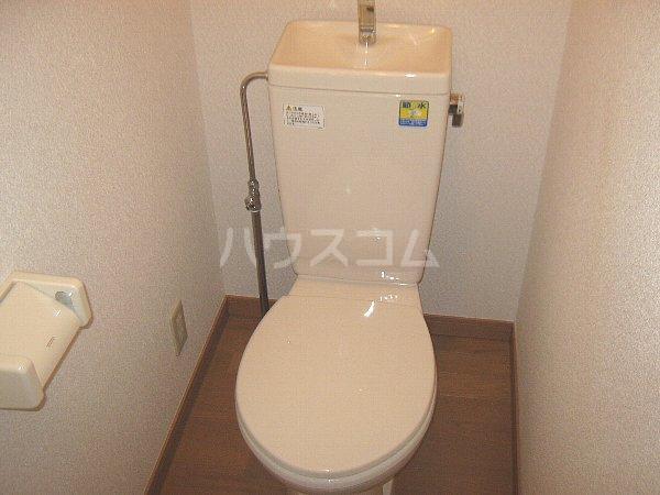 クレール・シェソワ 104号室のトイレ