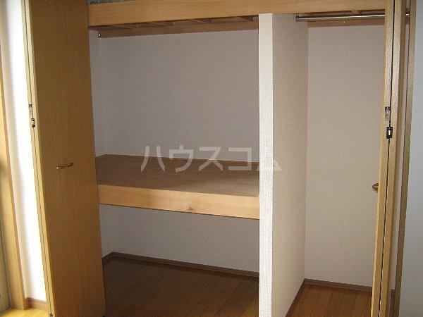 クレール・シェソワ 104号室の収納