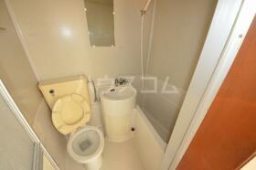 サニービレッジ 101号室の風呂