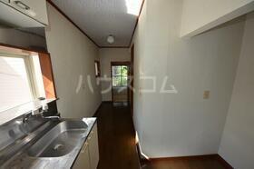 サニービレッジ 101号室のキッチン