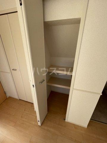 パレスアリオン佐倉Ⅱ 01030号室の玄関