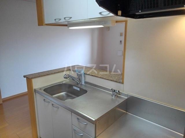 モアエクセル高石 03030号室のキッチン