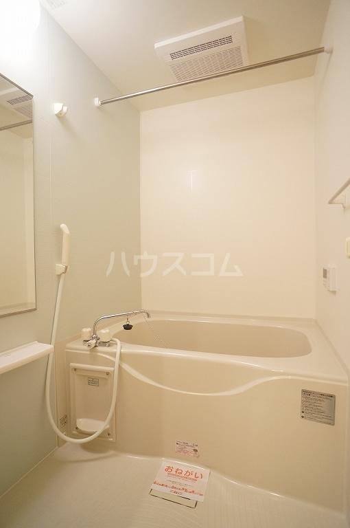グレース・ヴィラ 壱番館 01020号室の風呂