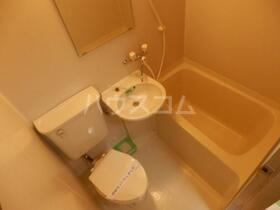 リッツハウス 0307号室のトイレ