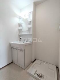 Grandir(グランディール) 105号室の洗面所