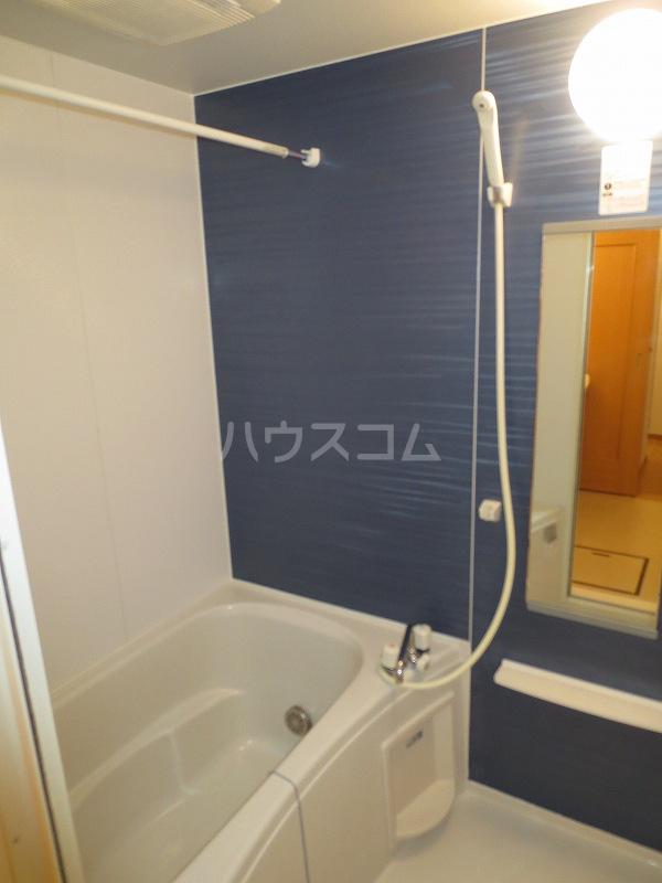 ブルーリッジ 02020号室のトイレ
