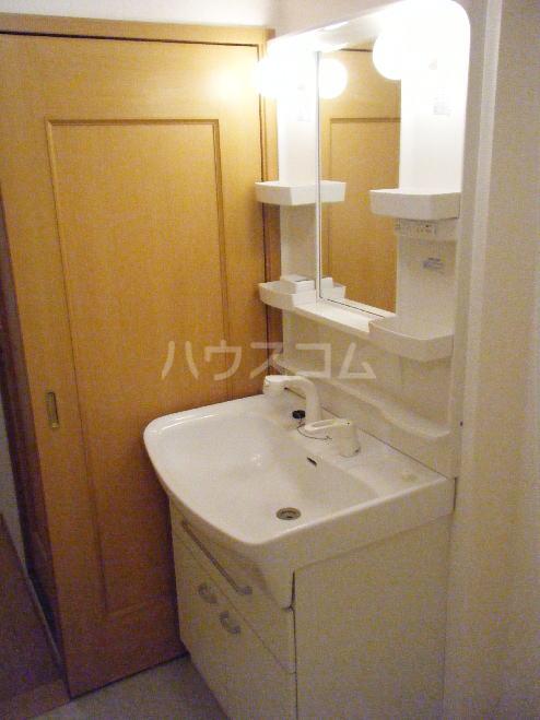 ブルーリッジ 02020号室の玄関