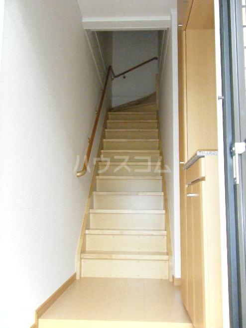 ブルーリッジ 02020号室のバルコニー