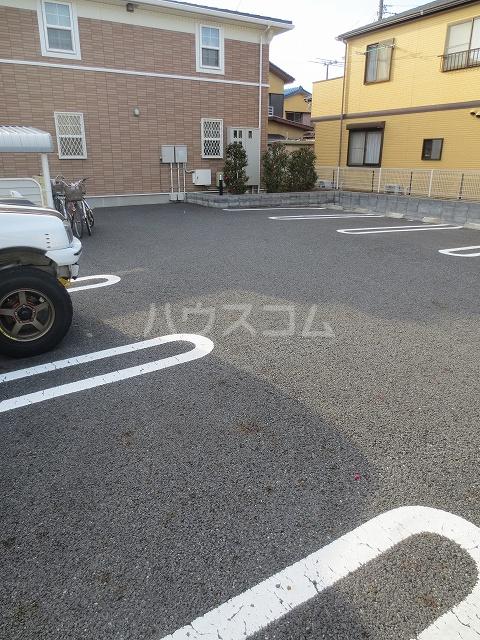 ブルーリッジ 02020号室の洗面所