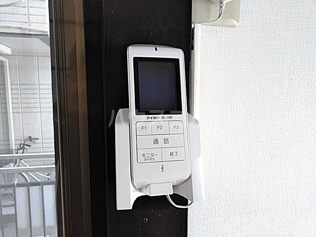 コーポ恵 102号室のセキュリティ