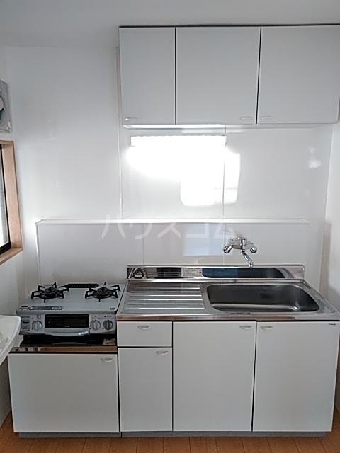 コーポ恵 102号室のキッチン