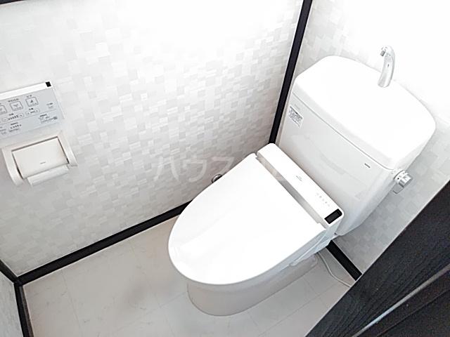 コーポ恵 102号室のトイレ