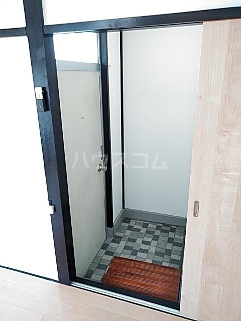 コーポ恵 102号室の玄関