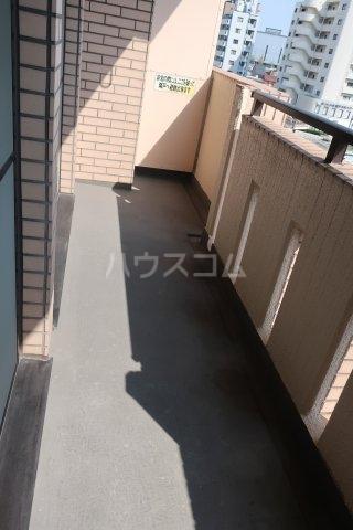 レスカール一番町 504号室の玄関