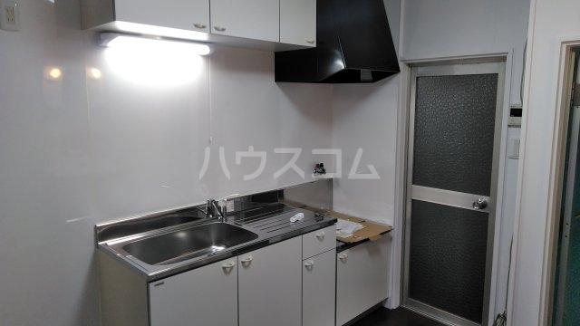 西京極堤外町貸家のキッチン