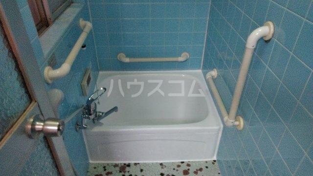 西京極堤外町貸家の風呂
