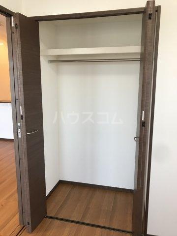 プレミアムコート美里第2 701号室の収納