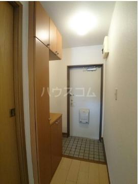 ハーヴェスト 21 01010号室の玄関