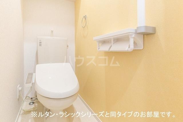 エステート21 02060号室のトイレ