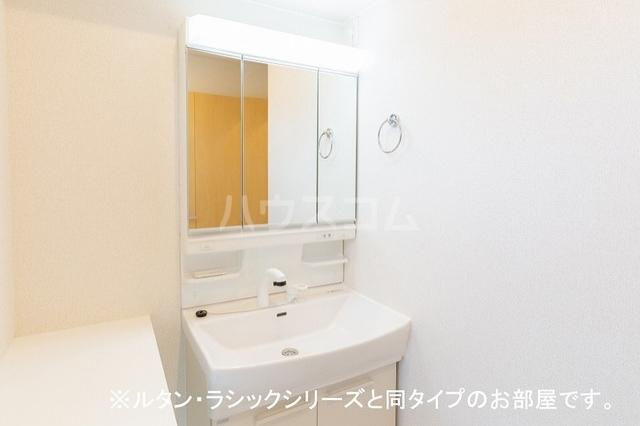 エステート21 02060号室の洗面所