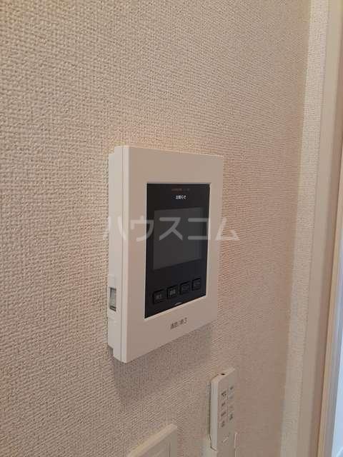 イストワールkita A 01030号室のセキュリティ