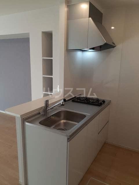 イストワールkita A 01030号室のキッチン