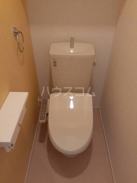 イストワールkita A 01030号室のトイレ
