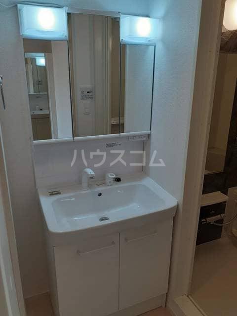 イストワールkita A 01030号室の洗面所