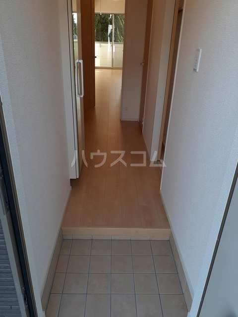 イストワールkita A 01030号室の玄関