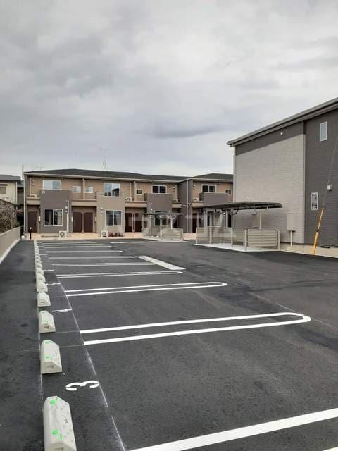 イストワールkita B 02020号室の駐車場