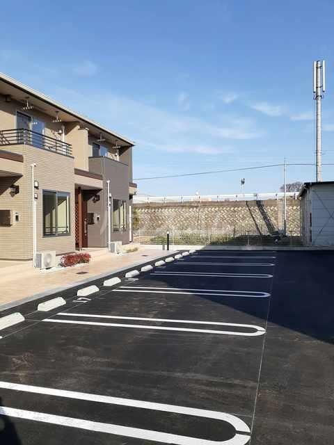 イストワールkita B 02050号室の駐車場