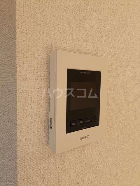 イストワールkita B 02050号室のセキュリティ