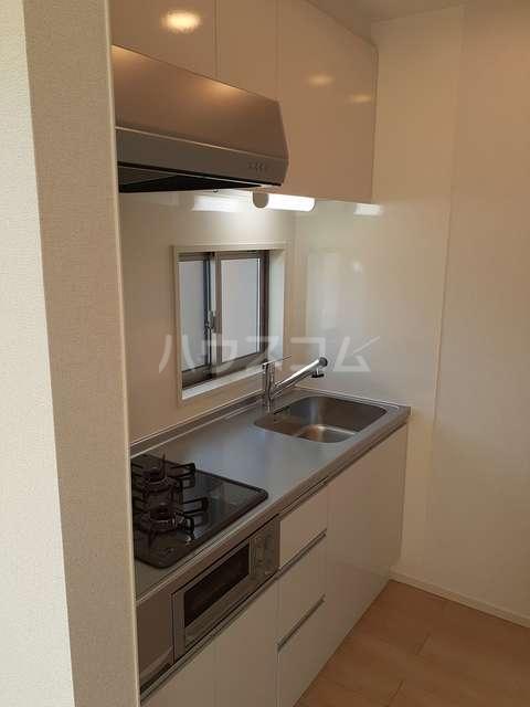 イストワールkita B 02050号室のキッチン