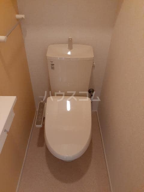 イストワールkita B 02050号室のトイレ