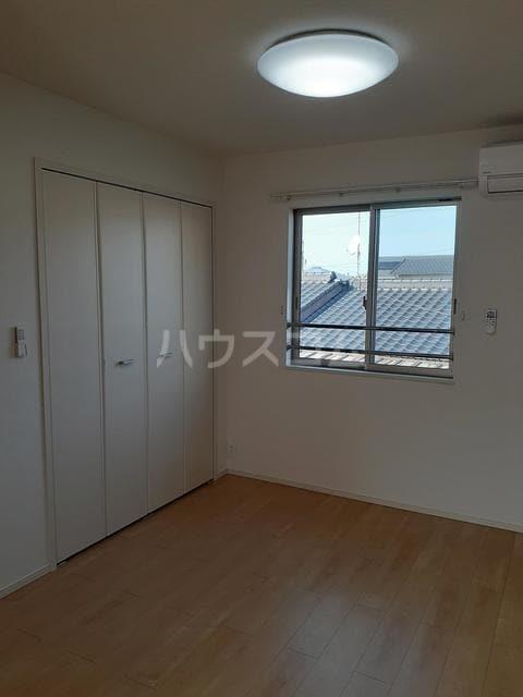 イストワールkita B 02050号室のベッドルーム