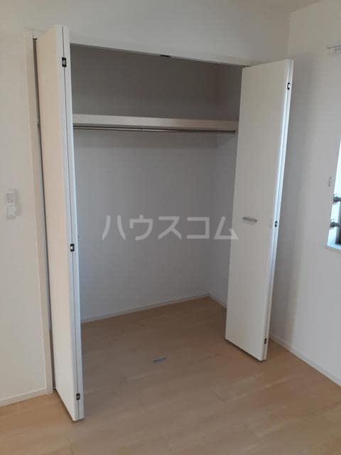 イストワールkita B 02050号室の収納