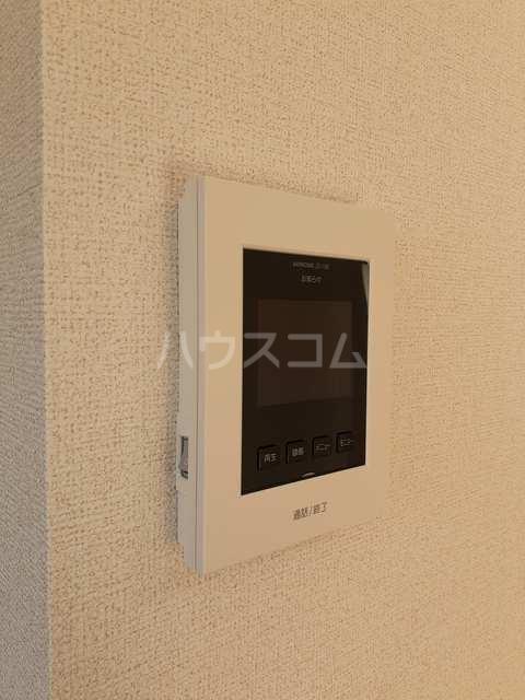 イストワールkita B 02060号室のセキュリティ