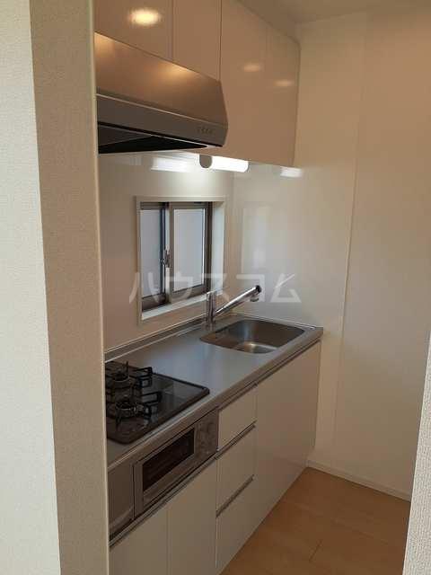 イストワールkita B 02060号室のキッチン